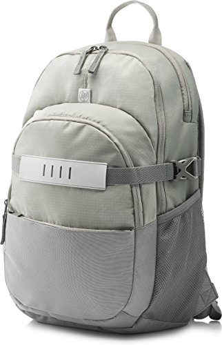 HP T0E29AA 15.6-inch Explorer Laptop Backpack (Gray)