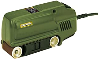 Proxxon Belt Sander Bbs/s 100 Watts, Green And Yellow [28526]
