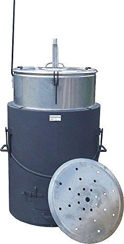 Kochkessel Schlachtkessel Brühkessel Wurstkessel Waschkessel Schlachtekessel aus Edelstahl für Lebensmittelverarbeitung