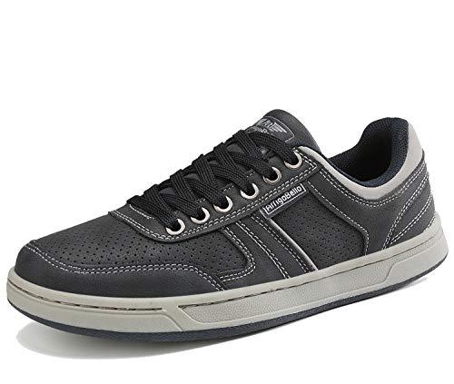 ARRIGO BELLO Zapatos Hombre Vestir Casual Zapatillas Deportivas Transpirables Gimnasio Correr Running Sneakers Al Aire Libre Tamaño 41-46