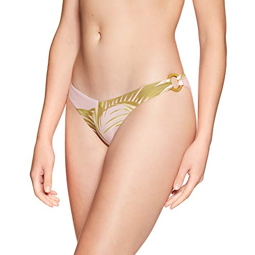Rip Curl Paradise Cove Hi Skimpy Womens Bikini Bottoms Medium Lilac