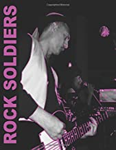 Rock Soldiers Notebook: Blank Line Composition Writing College Ruled Journal