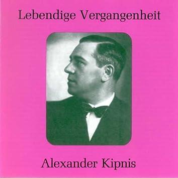 Lebendige Vergangenheit - Alexander Kipnis