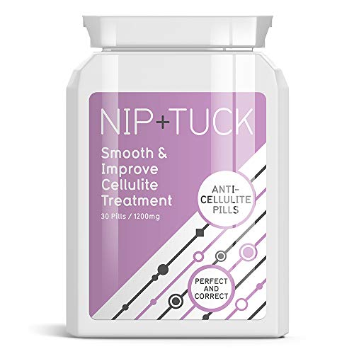 NIP & TUCK SMOOTH & IMPROVE ANTI-CELLULITE PILLS TIGHT TONED BODY NO CELLULITE