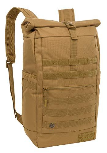Samurai Tactical Ronin Daypack, Unisex-Erwachsene, Ronin Day Pack, Desert Clay, Einheitsgröße