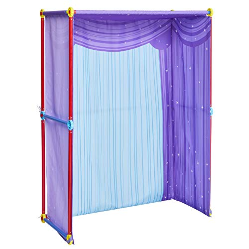 Antsy Pants Build and Play Kit - POP Star Stage (45.7 cm x 91.4 cm x 129.5 cm)