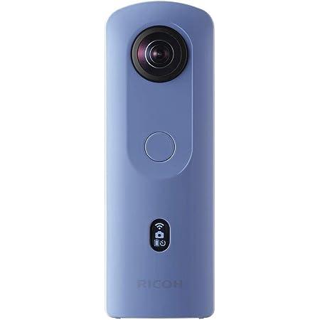Ricoh Imaging Ricoh Theta Sc2 Blau 360 Kamera Mit Kamera