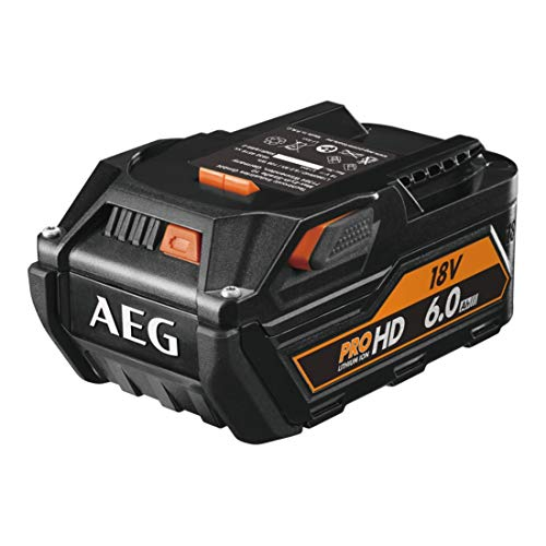 AEG Akku 18 V Li-Ion, Black-Orange, Normal