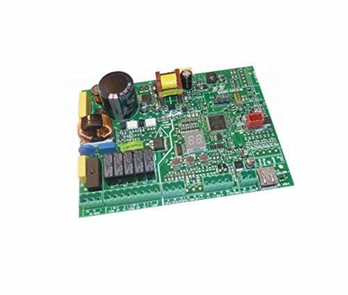 FAAC E045 CENTRALINA SCHEDA CENTRALE ELETTRONICA COMANDO 790005 BATTENTE