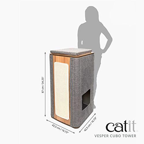 Vesper 52094 Cubo Tower - 6