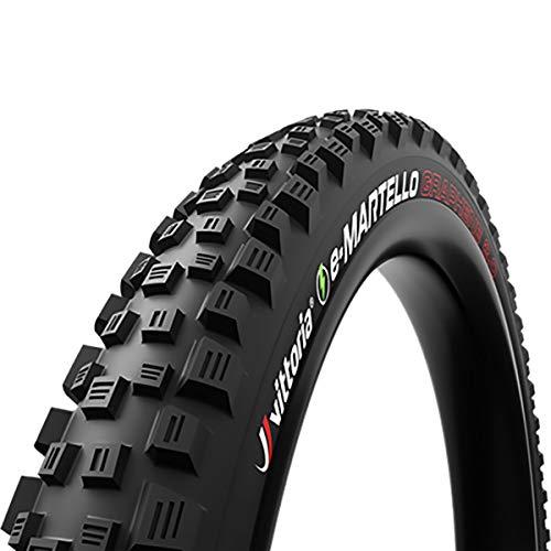 Vittoria e-Martello G2.0 Enduro Neumático - 27.5' Negro, 4C/Dual Ply/TLR, 10x2.6