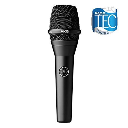 AKG C636 Gesangsmikrofon Schwarz