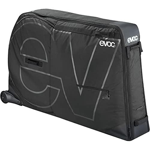 evoc Bike TRAVEL Bag Fahrrad Transporttasche, Schwarz, One Size