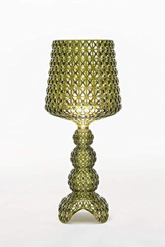 Kartell 9200/Ve Mini Kabuk lamp, groen