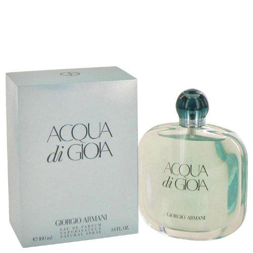 Acqua Di Gioia by Giorgio Armani Women's Eau De Parfum Spray 3.4 oz - 100% Authentic