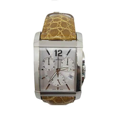 Orologio uomo cronografo Lorenz 025479CC Swiss Made cassa rettangolare...