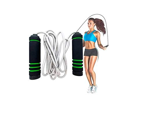 Corda de Pular Jump Rope Pro Ajustável - Cor Sortida - MBFit