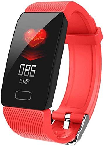 Pulsera inteligente de actividad física reloj de ejercicio de salud hombres y mujeres, podómetro, monitor de sueño de frecuencia cardíaca, IP67