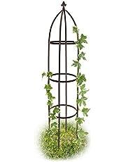 Relaxdays 10017880 - Obelisco para flores