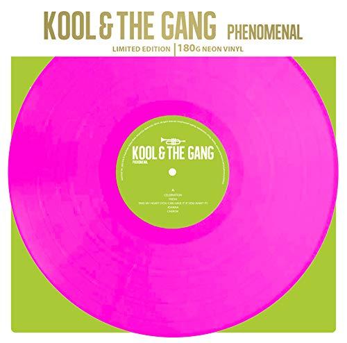 Phenomenal - Limitiert, neon-pink 180 gr. Vinyl-LP [Vinyl LP / 180g colored / Limited Edition]