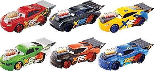 Unbekannt Disney Cars Xtreme Racing Serie Dragster-Rennen Sortiment, 1 Stück
