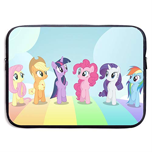 Caseling Neoprene Sleeve Pouch Case Bag for 13/15'' Inch Laptop Computer My Little Pony Designed to Fit Any Laptop/Notebook/Ultrabook/MacBook