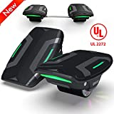 Magic hover Hoverboard Electric Roller Skate Hover Board,350W Dual Motor Self Balancing Scooter for Kids and Adults,Hovershoes Drift X1,3.5' Freeline Skate,12km/h Max Speed Hoverboard