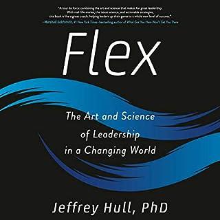 Flex audiobook cover art