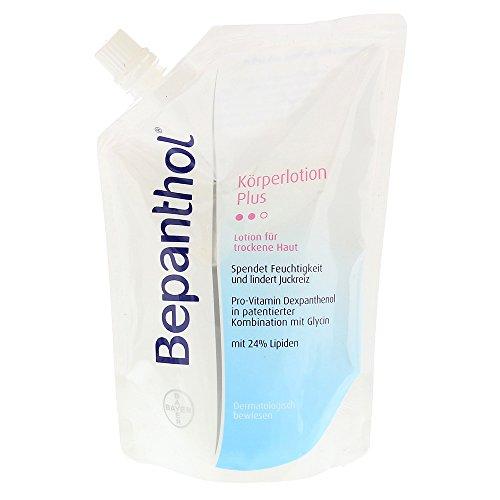 Bepanthol, Körperlotion Plus Nachfüllbtl, 400 ml
