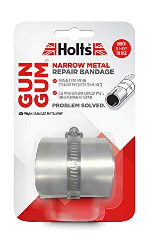 Honeywell Holts 204414 Gun Gum - Cinta de reparación para Tubos de Escape