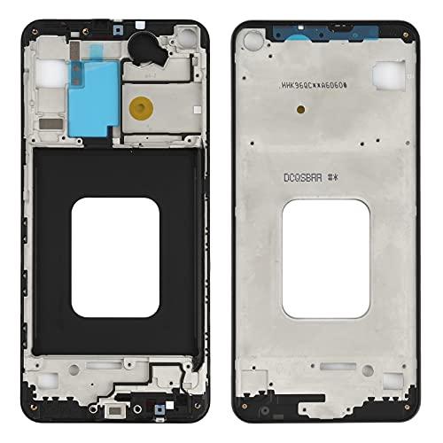 GGAOXINGGAO Pièce de Rechange de Remplacement de téléphone Portable Plaque de Lunette LCD de boîtier Avant pour Samsung Galaxy A60 Accessoires téléphoniques