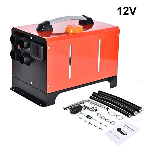 Fantastic Deal! tralasume 5KW 12V/24V Parking Heater Diesel Air Heater Fuel Oil Heater It Can Provid...