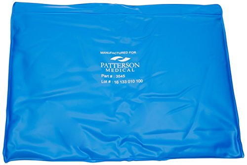 Performa - 54167 Cold Pacs, Professional, Medical Grade, Reusable, and Flexible Ice Packs in Assorted Sizes, Soft, Pliable, and Refreezable Coldpacs for Cryotherapy After Surgery or Injury, Non Latex