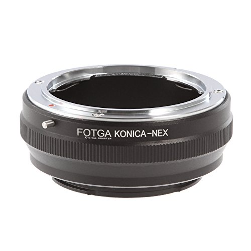 Lens Mount Adapter for Konica AR Lens to Sony E-Mount VG30 FS700 NEX3 NEX5 5N 5R 5C NEX7 NEX6 Adapter Ring for Sony Alpha a7 a7S a7R a7II a7SII a7RII A7RIII A7SIII A9 a6500 a6300 a6000 a5100 a5000