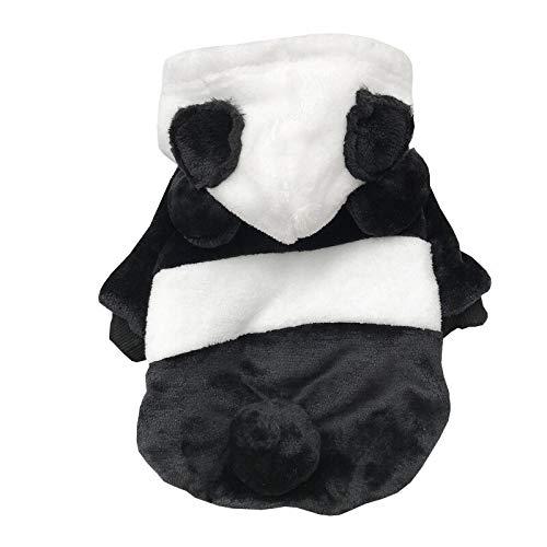 ZHAOZX Perro pequeño Ropa para Perros Bulldog Disfraz de Invierno Chihuahua Chihuahua Cachorro Disfraz Juego de Roles