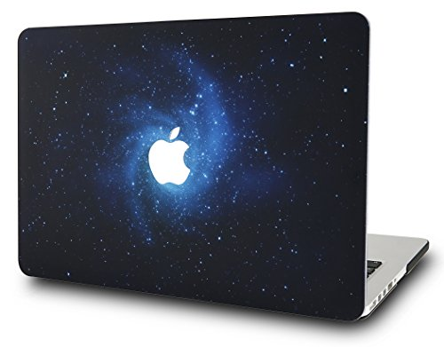 KECC Hülle für MacBook 12 Zoll Schutzhülle Hülle Cover MacBook Retina 12 Hülle {A1534} (Blau)