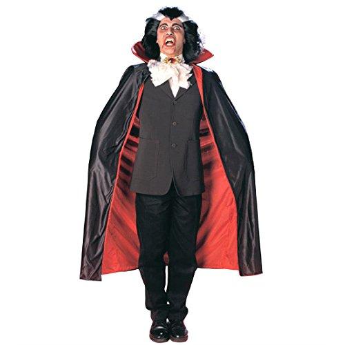 NET TOYS Cape de Vampire Halloween Cape Vampire déguisement Dracula Cape