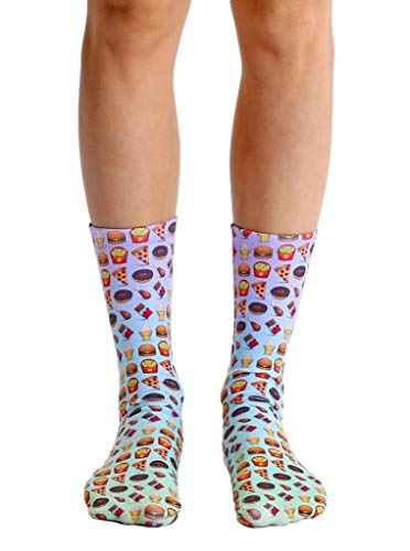 3D Unisex Schuhe Söckchen Socken Printed Rutschfest Baumwolle Strümpfe HOT Mode