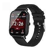 2021強化版 スマートウォッチ bluetooth通話 キーパツド 連絡先 1.54インチの大画面 カレンダー 着信通知 音楽再生 smart watch IP67防水 遠隔撮影 iPhone/Android対応 日本語取扱説明書