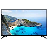 Smart HD TV, 4K Ultra-Definition LCD TV 55 / 60in Televisión de Pantalla Grande para Sala de Estar