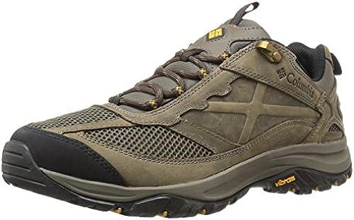 Columbia Men& 039;s Terrebonne Hiking schuhe, Mud, Squash, 11.5 D US