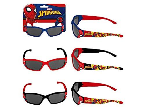 Coriex Gafas de sol Avengers con dibujos en las varillas - Hulk - Thor - Iron-Man - X Niño con lentes x rayos UV 400 - Surtido mixto - Precio 1 unidad