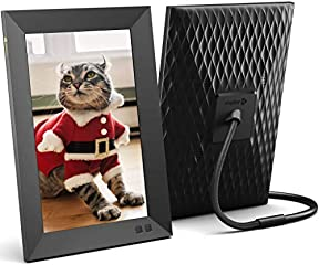 Today only and while supplies last, save on select Nixplay digital frames. Valid only when shipped & sold by Amazon.com