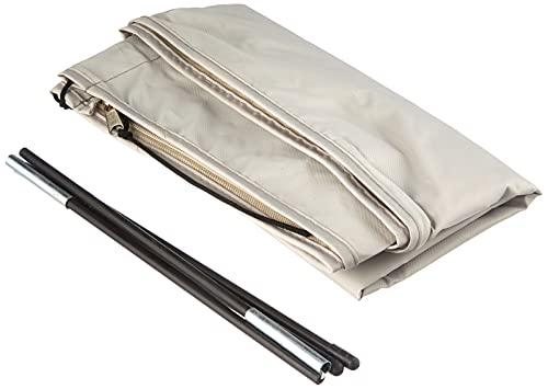 Schneider Schutzhülle für Sonnenschirme, silbergrau, bis ca. 400 cm Ø