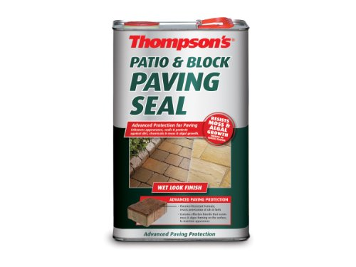 Ronseal PBPSWL5L Patio & Block Paving Seal Wet Look