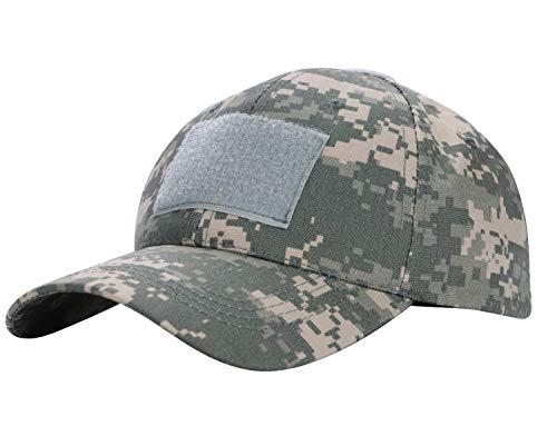 Gorra de béisbol Unisex Ajustable con Visera Solar y protección contra los...