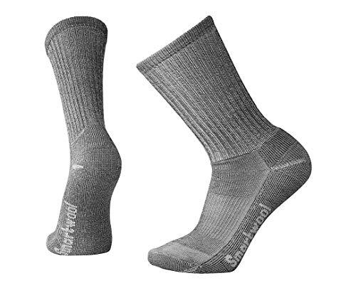 Smartwool Herren Hike Light Crew Socks, Grau (Gray), L