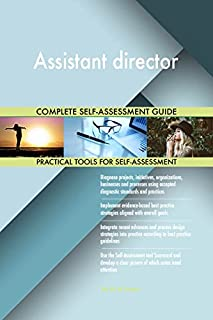 Assistant director Toolkit: best-practice templates, step-by-step work plans and maturity diagnostics