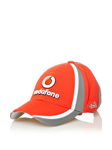 Vodafone Mclaren Plata/Rojo one size