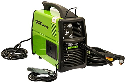 Forney 317 250 P+ Plasma Cutter with Air Compressor,Green